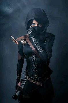 Girl assassin