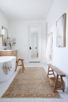 Bathroom Renos, Laundry In Bathroom, Bathroom Interior, Washroom, Master Bath Remodel, Minimalist Room, Beautiful Bathrooms, Interiores Design, Bathroom Inspiration