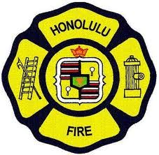 Honolulu firefighters responded to a building fire at 6151 Heron Avenue at p. Eight units staffed with 27 firefighters arrived at the one-story duplex at p. to find light smoke emanating from the rear of the structure. Female Firefighter Quotes, Firefighter Love, Fire Dept, Fire Department, Hawaii Fire, Pearl City, North Shore Oahu, Pearl Harbor Attack, Local Girls
