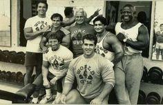 Old school World Gym