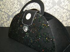 Cricut Forever Young Purses   Purse using Forever Young Cricut Cartridge and some REALLY fun ...