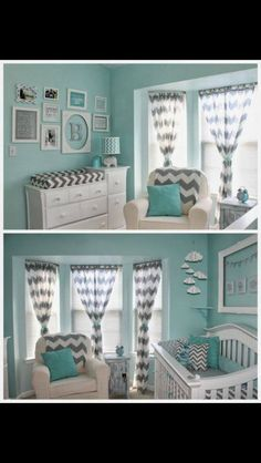 ❤️ this for babies room!