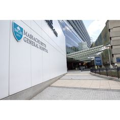 Mass General Named No. 1 Hospital in the Nation ❤ liked on Polyvore featuring hospital