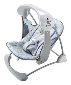 Fisher-Price Deluxe Take-Along Swing & Seat | zulily