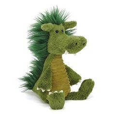 Köp Jellycat - Dudley Dragon - Gosedjur direkt på nätet hos Litenleker.se. Designade leksaker levereras direkt hem till dörren. Välkommen!