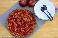 Lækker og enkel æbletærte