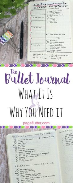 Bullet journaling changed how I goal plan. This system is so simple, it\'s pure genius!