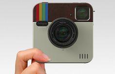 Socialmatic Project - Un concept d'appareil photo pour Instagram