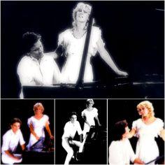 """Agnetha and Tomas Ledin """"Never Again"""""""