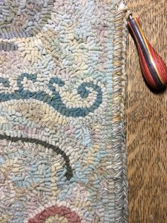 These past few months I participated in a rug hooking challenge, presented by Lori Brechlin of Notforgotten Farms. She provided motifs drawn...