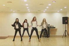 Dal Shabet Rilis Koreografi MV Someone Like U