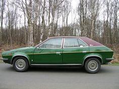 British Leyland Princess,  ook dezelfde kleur als wij hadden