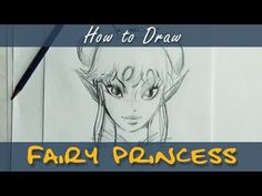 Free How to Draw a Fairy Princess (Step by Step): Christopher Hart Shows...