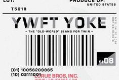 YWFT Yoke By YouWorkForThem on YouWorkForThem.