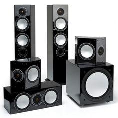 Monitor Audio 6AV12 Speaker Package