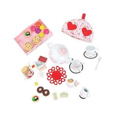 Our Generation Accessory Set - Tea Time