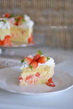 fraisier gateau