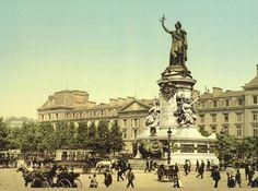 place de la République - Paris 3ème/10ème/11ème