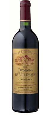 Domaine De Villemajou Corbieres Boutenac 2008, €24