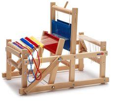 Micki 10.0259.00 - Großer Webstuhl: Amazon.de: Spielzeug