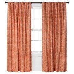 Threshold™ Aztec Diamond Curtain Panel