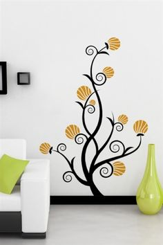 Simple Wall Paintings for Living Room. Simple Wall Paintings for Living Room. Simple Wall Art Ideas Living Room Canvas Painting for Simple Wall Paintings, Creative Wall Painting, Creative Wall Decor, Wall Painting Decor, Simple Wall Art, Cool Wall Art, Textured Wall Paintings, Tree Wall Art, Bedroom Wall Designs