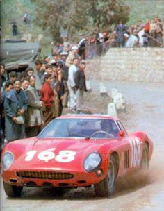 Ferrari 250 gto 64 Targa Florio n. 168 Reale -Marsala