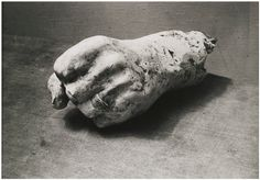 Brassaï, Cast of Picasso's Hand