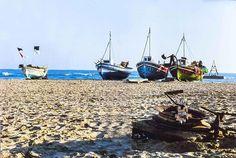 Spaanse vissersboot