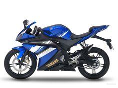 Yamaha yzf-r125 photo - 1