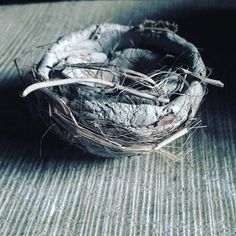 sarahjerath A bird to its nest , a potter to the clay - in weaving together we will make something beautiful Something Beautiful, Earthy, Nest, Weaving, Clay, Bird, How To Make, Instagram, Nest Box