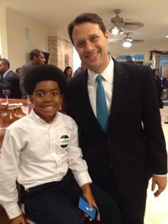 """""""@carter4governor my son was very impressed. He said """"I think he'll be a good Governor"""" #IConcur"""""""