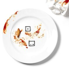 undo your food with iPlate  by Todd Borka