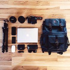 Alpha pro camera bag #packandgo @jakesalceddo www.Langly.co