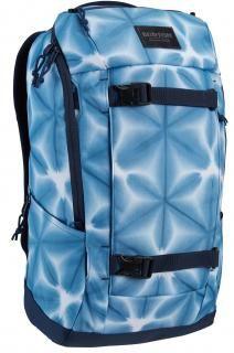 !!!Schulrucksack Burton Kilo 2.0 Blue Dailola Shibori blau,weiss Shibori, Skateboard, Burton Rucksack, Nylons, Laptop, Backpacks, Sport, Fashion, Blue
