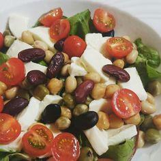 お豆とモツァレラのサラダ(Salad)