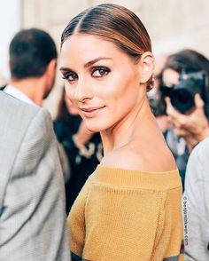 Olivia Palermo at Valentino, Paris Fashion Week | ???photo: #snappedbybenjaminkwan