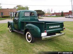 1951 Chevy Truck 3500 - - Camaro and Firebird Forum Discussion 1951 Chevy Truck, Classic Chevy Trucks, Classic Cars, Vintage Bikes, Vintage Trucks, Truck Rims, Chevrolet 3100, Old Pickup Trucks, Chevy Pickups