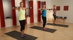 Get Ready For Your Parties With This Little-Black-Dress Workout: Strapless dresses, cocktail parties, midnight toasts, and family gatherings - it can feel like there's a lot of pressure to look good during the holidays.