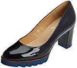 #4: Gadea Charol Zapatos de Tacón con Punta Cerrada para Mujer