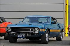 1969 Shelby GT350 Mustang