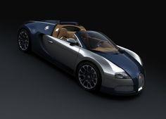 Bugatti Veyron Grand Sport Sang Bleu 2009