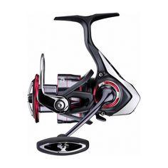 Ο Daiwa Fuego είναι ένας από τους πιο δημοφιλής μηχανισμούς ψαρέματος. Άψογη τεχνολογία από την Daiwa σε άριστή σχέση ποιότητάς τιμής. Pesca Spinning, Tackle World, Spinning Rods, Fishing Tools, Ebay, Fishing Reels, Sports, Store