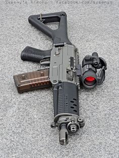 The SIG 552 Commando – my holy grail gun
