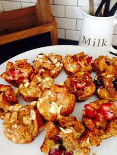 21 Day Fix Mini French Toast Casserole Cups
