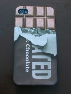 Chocolate Themed Wooden Jigsaw Giveaway - Tin and Thyme Tracy Moore, Chocolate Log, Wooden Jigsaw, Art Of Seduction, Iphone Cases, Iphone 4, Family Meals, Just In Case, Competition