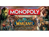 In World of Warcraft Monopoly Time is Money. Descend into a world of myth, magic and legendary adventure with the World of Warcraft Collector's Edition of MONOPOLY! Now is your chance to dominate the epic lands of Azeroth and beyond with cunning economic strategies. Buy the ominous Twilight Highlands and feel the presence of the Old Gods in the air. Trade for Scourge-infested Icecrown to gain complete control of the coveted Northrend zones. And for the ultimate power play, seize the faction…