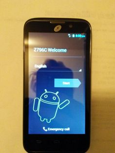 ZTE Majesty Android Phone