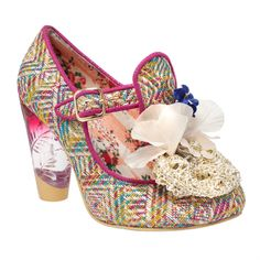 Cant Touch This   Irregular Choice. Need these in my life!
