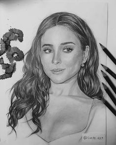 Shay Mitchell, Drawing Art, Pencil, Female, Drawings, Paper, Instagram Posts, Drawing, Portrait
